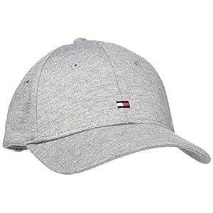 Tommy Hilfiger Women's Bb Cap Jersey Baseball, (Grey 0jl), One (Size: OS)