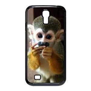 Monkey Phone Case For Samsung Galaxy S4 i9500 [Pattern-1] WANGJING JINDA