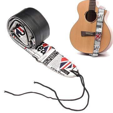 Leather Guitar Strap Planet Classic - (Best Guitar Strap With Glove Leathers)