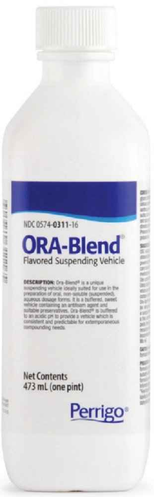 Ora-Blend Flavoring, 473 ml per bottle (6 Bottles)