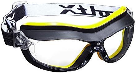 Rev/êtement anticondensation Safety Goggles Jaunes dioptrie +3.0 Certifi/ées CE EN166FT BIFOCALES voltX /'Defender/' Lunettes Masques de Protection