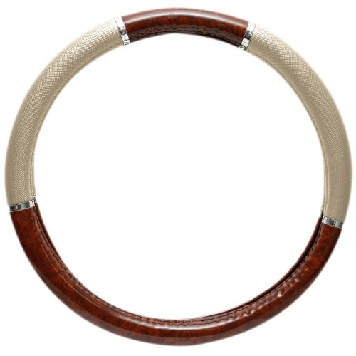 wood-grain-steering-wheel