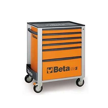 Beta 024002061 - C24S/6-O-Cajonera Móvil 6 Cajones Orange ...