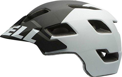 Bell Stoker Helmet Matte Black/White Aggression, L