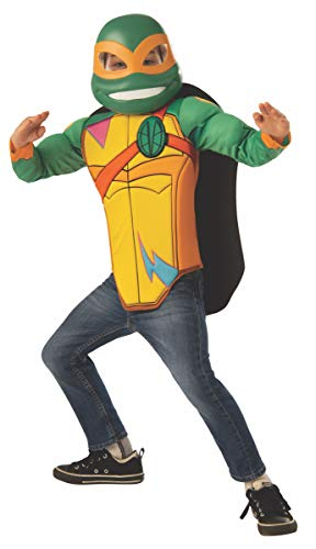 Imagine by Rubie's Rise of The Teenage Mutant Ninja Turtles Michelangelo Dress-Up Set ()