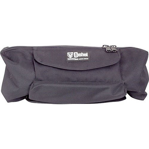 Cashel Deluxe Cantle Bag Black