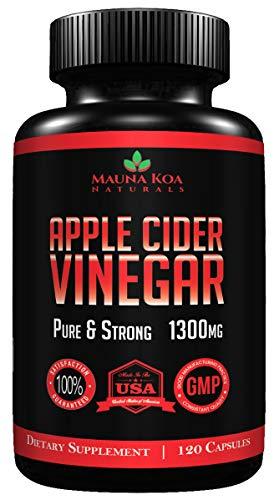 Natural Apple Cider Vinegar Capsules