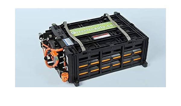 Amazon Com Greentec Honda Civic Hybrid Battery 03 04 05 Automotive