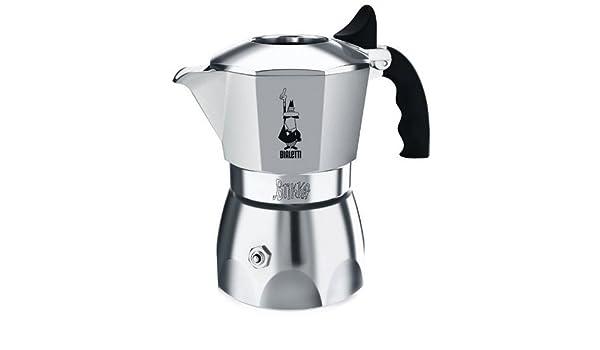 De café cafetera Bialetti Brikka el hornillo, para 2 tazas, diseño ...