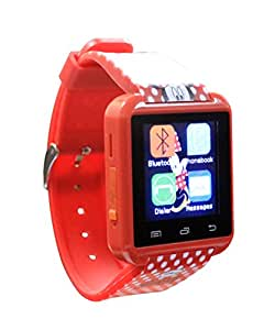 Smart Watch- Minnie Mouse (Red)