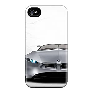 High Quality Shock Absorbing Cases For Iphone 4/4s-bmw Car