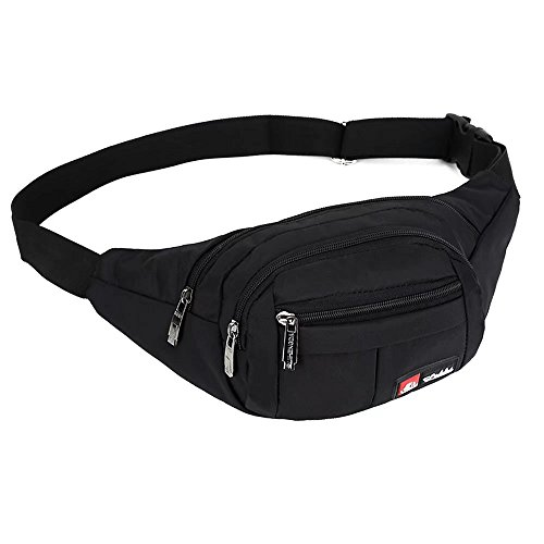 Waist Pack Bum Bag for Running Cycling Traveling - 6