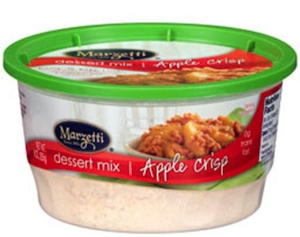Marzetti Apple Crisp Mix 9 oz (Pack of 3) by Marzetti