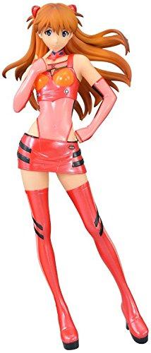 - Sega Evangelion Racing 2016: Asuka Shikinami Langley Premium Figure