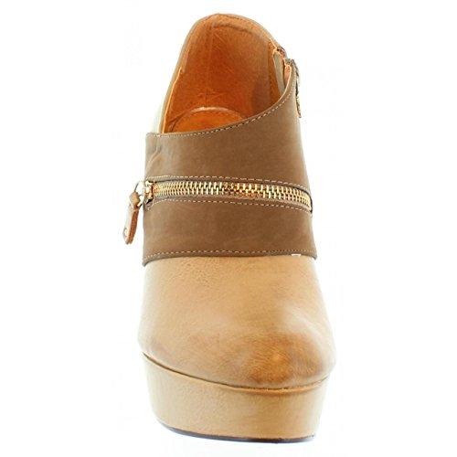 Zapatos de tacón de Mujer MARIA MARE 68674 NAPALIN TAUPE