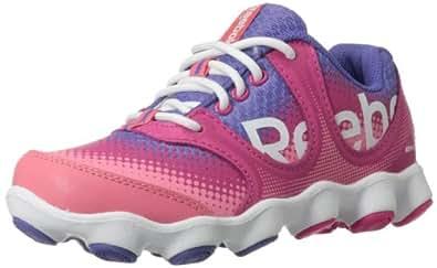 Reebok ATV19 Sonic Rush Running Shoe (Little Kid/Big Kid),Purple Vibe/Victory Pink/Pink Fusion/White,10.5 M US Little Kid
