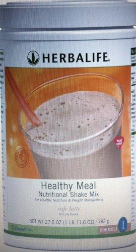 Herbalife Shapeworks Formula 1 Nutritional Shake Mix Dutch Chocolate (750g)