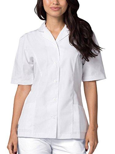 Adar Universal Embroidered Collar Nurse Top