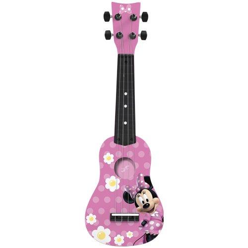 First Act MO285 Disney Minnie Mouse Mini Guitar Ukulele