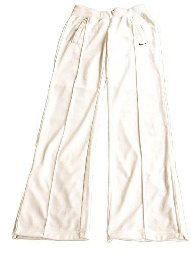 - Nike Womens Striker White Sportswear Tie Waist Pants X-Small Ivory