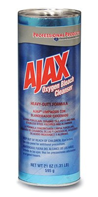 Ajax Oxygen Bleach Powder Cleanser (21 oz.) (10 Bottles) - AB-750-1-05 ()