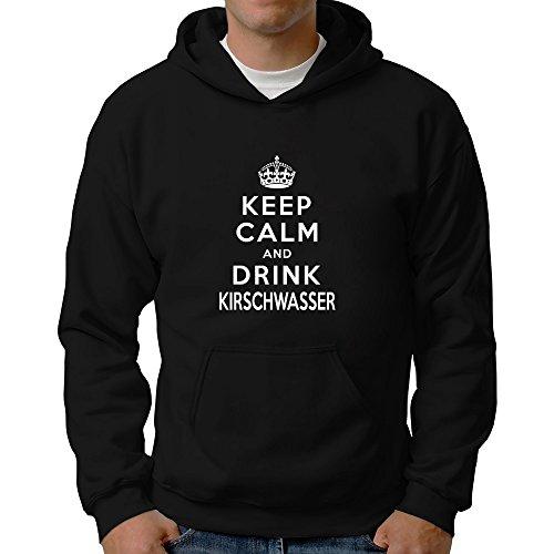 Drinks Kirschwasser (Eddany Keep calm and drink Kirschwasser Hoodie)