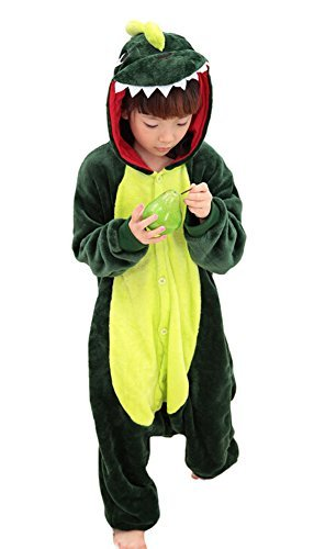 Claw Machine Costumes (Tonwhar Children's Halloween Costumes Kids Kigurumi Onesie Animal Cosplay (115(height:49.2