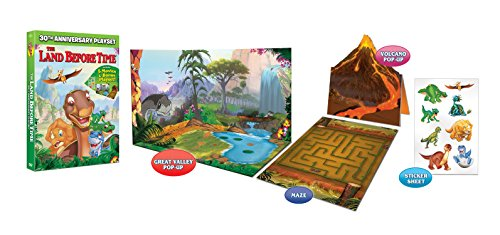 (The Land Before Time: 30th Anniversary Playset (5-Movie Collection))