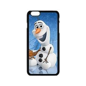 diy zhengFrozen practical fashion lovely Phone Case for iPhone 6 Plus Case 5.5 Inch