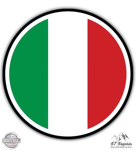 italian stickers hardhat - 7