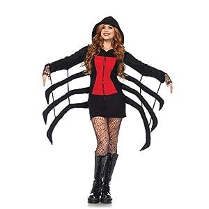 Halloween Black Widow Spider Costume