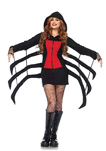 Halloween Black Widow Spider Costume