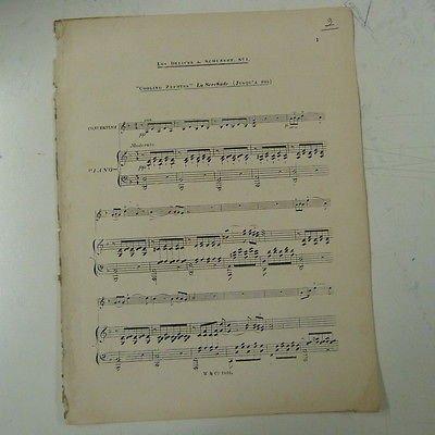 concertina music SCHUBERT la serenade [ jusqu`a toi ] cooling zephyrs