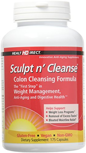 Cleansing Supplement Capsules Health Direct product image