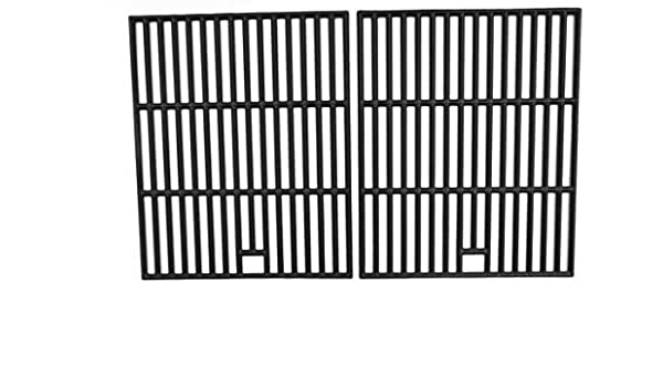 Weber Genesis B /& Spirit 300 Series WEBER 3100 Cast-Iron Cooking Grid Aftermarket 6831001 SP-310 WEBER 1100 Set of 2