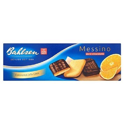 Bahlsen Messino Chocolate Orange Biscuits -