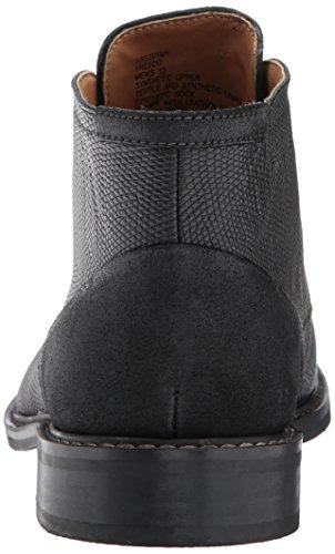 Steve Men's Chukka Madden Black Fresco Boot OqrO5Sywc1