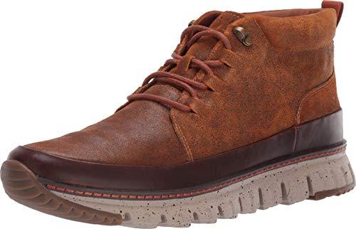 Cole Haan Men's Zerogrand Rugged Chukka Boot, Brown, 12 M US (Chukka Boots Cole Haan)