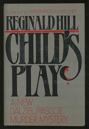 book cover of Child\'s Play