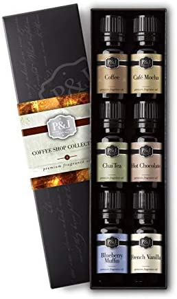 Coffee Shop Set Fragrance Oils product image