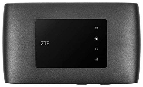 Router Hotspot ZTE MF920U 4G LTE Global 150 Mbps Mobile WiFi (4G LTE USA, LATAM, Europe, Asia, Middle East, Africa & 3G Globally) (Boost Mobile Zte Warp 7 Prepaid Smartphone)