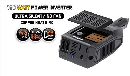 Energizer-100-Watts-Power-Inverter-Modified-Sine-Wave-Car-12V-to-110V-Inverter-DC-to-AC-Converter-with-Two-USB-Charging-Ports-21A-Ultra-Silent-ETL-Approved