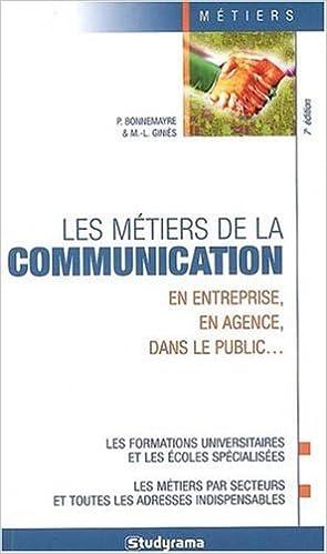 Lire un Les métiers de la communication epub pdf