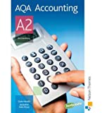 img - for AQA Accounting A2: Student's Book (Paperback) - Common book / textbook / text book