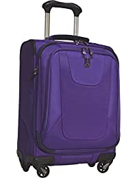 Travelpro Maxlite 3 International Expandable Carry-On Spinner (Purple)