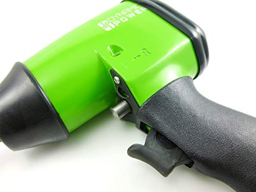 Dynamic Power Air Impact Wrench, 1/2 Inch, Composite Impact Wrench by Dynamic Power (Image #3)