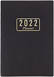 EXCEART 2022 Planner Notebook 365 Daily Notepad A5 Schedule Agenda Planning Sketchbook Diary Notes for Student