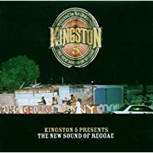 Kingston 5 presents: The New Sound Of Reggae [CD]