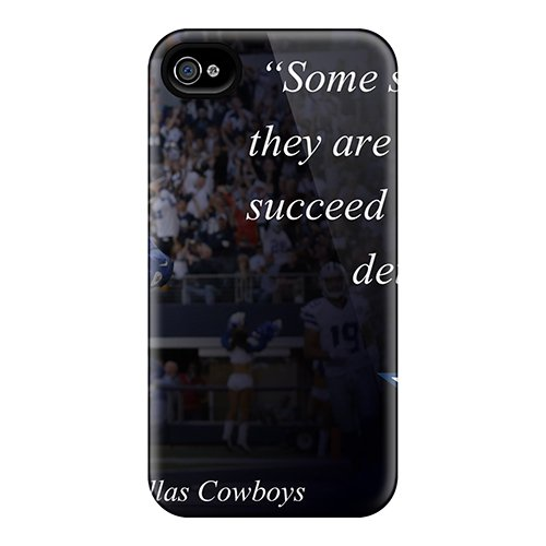 Cute High Quality Iphone 4/4s Jason Witten Quotes Case