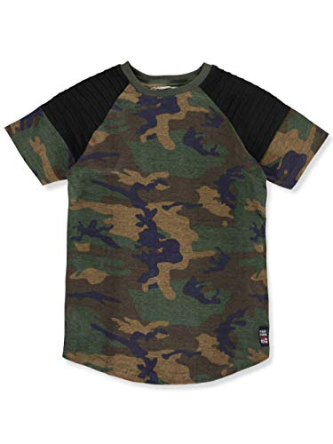 - Phat Farm Little Boys' T-Shirt - Army camo, 6
